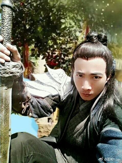 Kuang Can China Actor