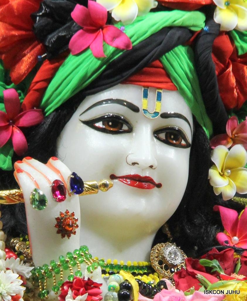 ISKCON Juhu Sringar Deity Darshan on 19th Nov 2016 (14)