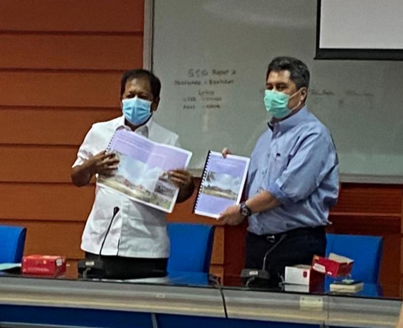 Pemkab Bahas Kesiapan Pendirian Kampus Vokasi Unhas di Soppeng