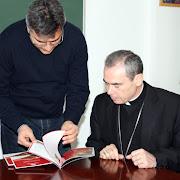 Visita de Mons. Catalá a Buen Samaritano y Colichet