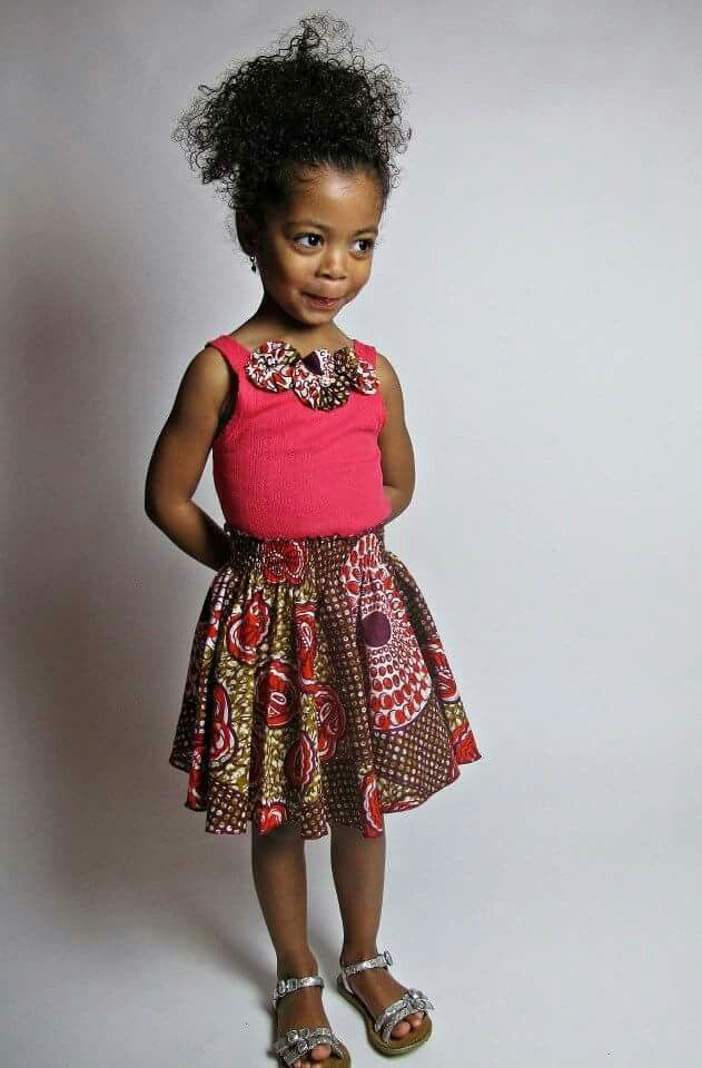 African Dress Styles For Kids How Make Your child LookSpectacular 2