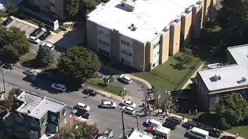Security officer shot to death at Philadelphia office
