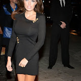WWW.ENTSIMAGES.COM -  Tamara Ecclestone    arriving at        Mondrian London - hotel launch party at Mondrian London October 9th 2014New London hotel, designed by Tom Dixon and owned by Morgans Hotel Group, hosts VIP evening to mark its launch on London's South Bank in the iconic Sea Containers building next to the OXO Tower. The hotel features 359 rooms and suites, a spa, meeting spaces, riverside bar and brasserie.                                                Photo Mobis Photos/OIC 0203 174 1069