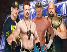 عرض WWE Smackdown 2012/12/18