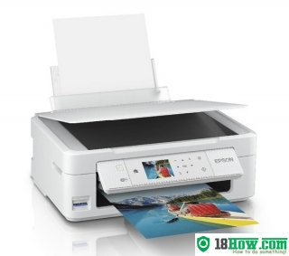 How to Reset Epson XP-425 flashing lights problem