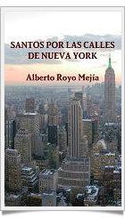 Santos por las calles de Nueva York