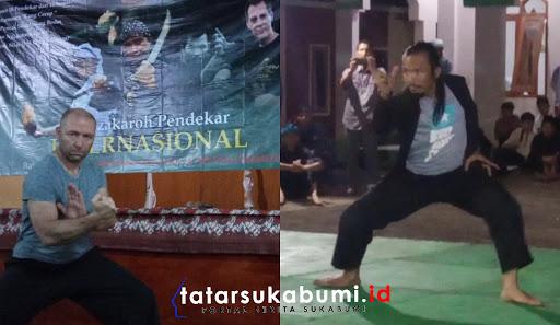 Mudakaroh Pendekar Silat Internasional di Al Fath Sukabumi