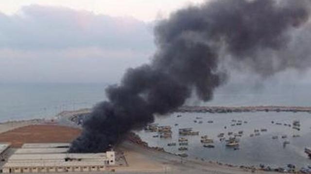 Δύο ρουκέτες εκτοξεύθηκαν από τη Λωρίδα της Γάζας εναντίον του Ισραήλ