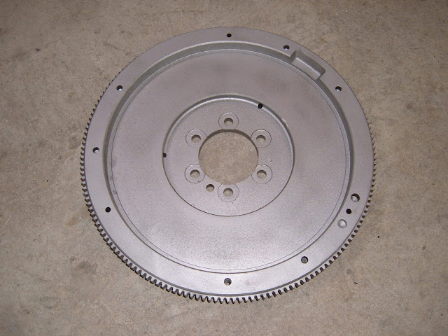 1963 401-425 flywheel, looking in the flywheel section for more.