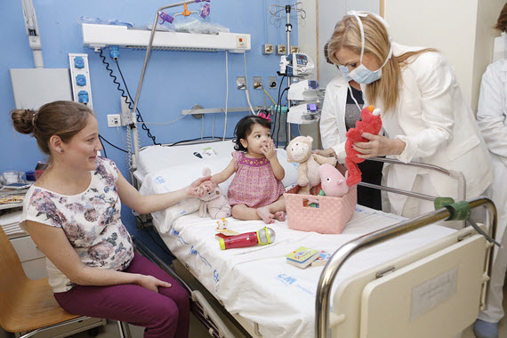 Ampliación un 30% de las urgencias del Hospital Materno-Infantil de La Paz