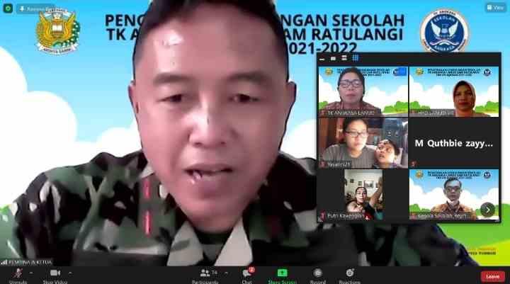 Kenal Sekolah TK Angkasa Lanud Sam Ratulangi Dari Jauh...
