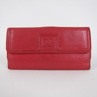 D&G Red Wallet