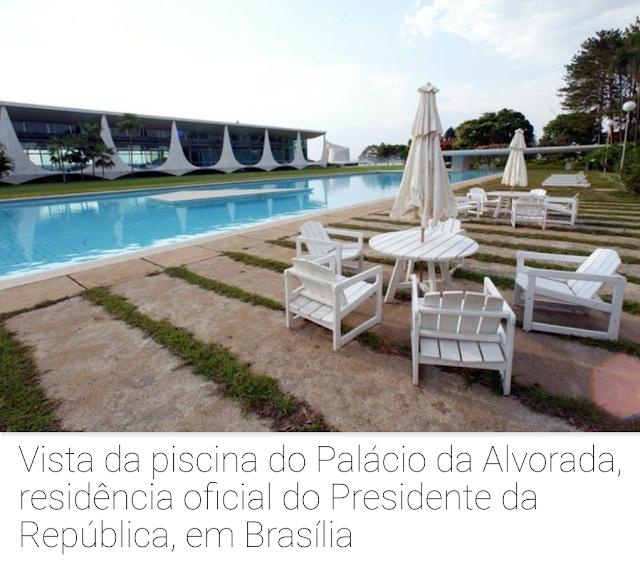 PF investiga se Odebrecht fez reforma de piscina para Lula.