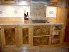 Madura Gold granite worktops