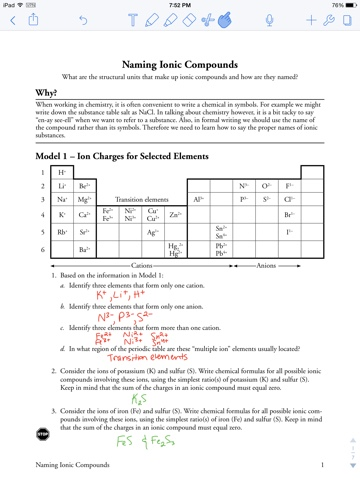 naming ionic compounds worksheet with answers resultinfos. Black Bedroom Furniture Sets. Home Design Ideas