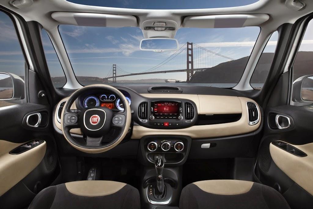 2014 Fiat 500L 5