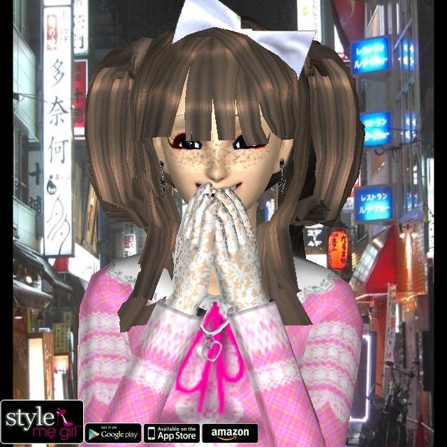 Style Me Girl Level 46 - Lolita - Aoi