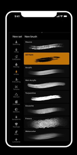 Procreate Pocket Assistant Master:Advices and Tips screenshot 1