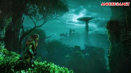 12 hình nền tuyệt đẹp của Horizon Zero Dawn dành cho desktop