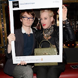 WWW.ENTSIMAGES.COM -   Fossey Meade and  Lewis Duncan Weedon at     Celebrity loved fashion label; Lasula Boutique at The Rose Club, London October 17th 2013                                                   Photo Mobis Photos/OIC 0203 174 1069