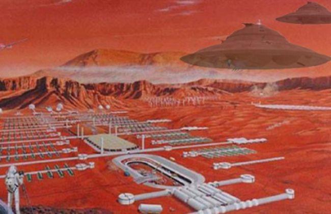 Marte é realmente habitado por colônias de escravos humanos