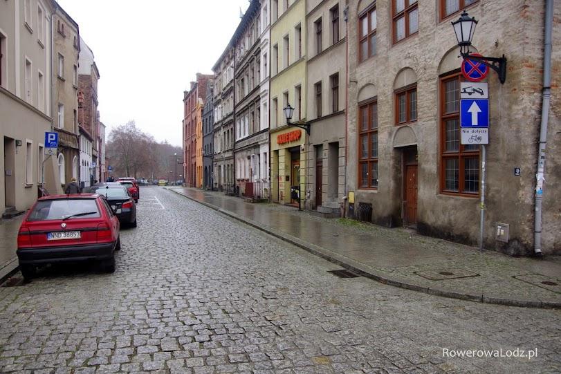 Ulica jednokierunkowa? Nie dla rowerów.