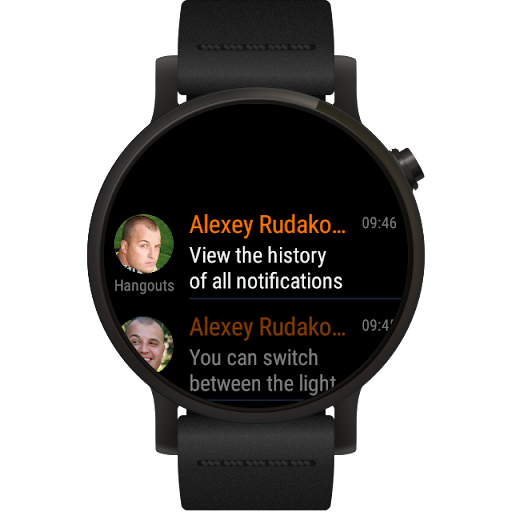 Informer for Wear OS (Android Wear)  screenshots 9