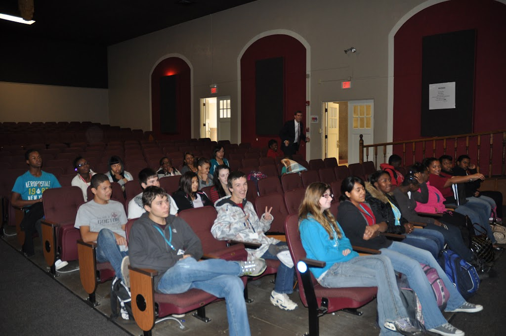 Southwest Arkansas Preparatory Academy Award Letters Hope High School Spring 2012 - DSC_0043.JPG