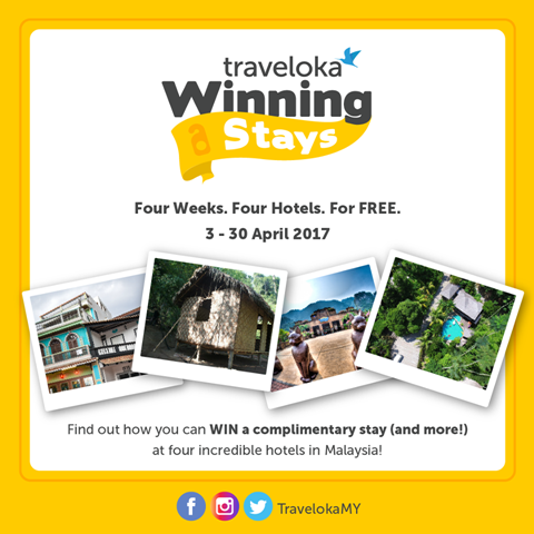 WOOT! WOOT! THE TRAVELOKA WINNING STAYS IS HERE!