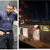 Williams Uchemba Cleans Up Little Boy Who Was Spotted With Train Of Plantain Sleeping At Middle Of Major Road