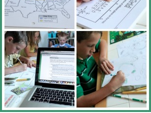 Moving Beyond the Page {A Unit Study Curriculum Review}