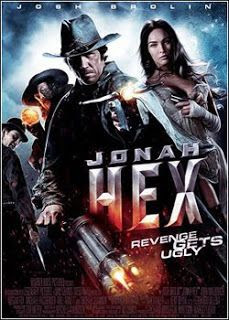 Download - Jonah Hex - O Caçador De Recompenças - DVDRip AVI Dual Áudio