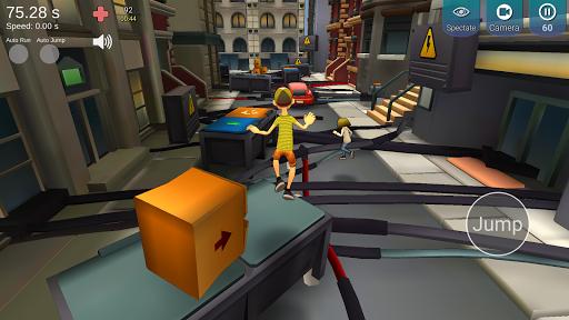 Hop Race 3D APK MOD (Astuce) screenshots 1