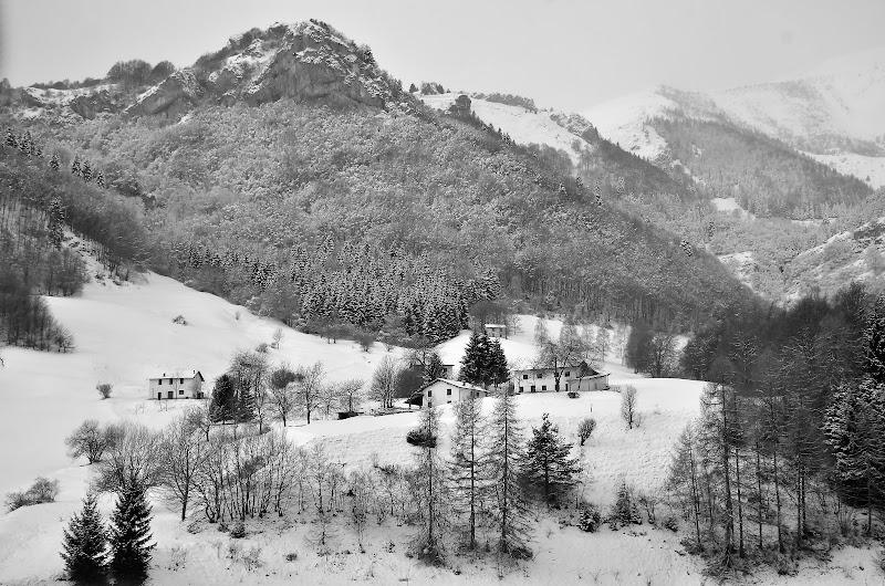 La montagna si colora di bianco di Wilmanna