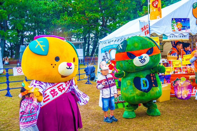 Yuru-chara Grand Prix Mtsudai Mican Dark Mican