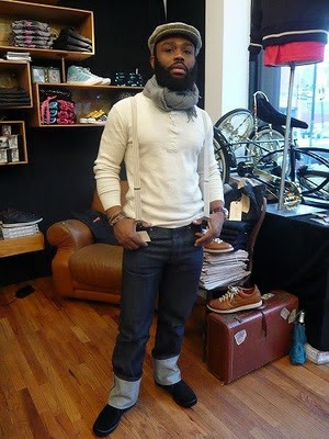 Ouigi Theodore, moda hombre, Brooklyn Circus, Nueva York