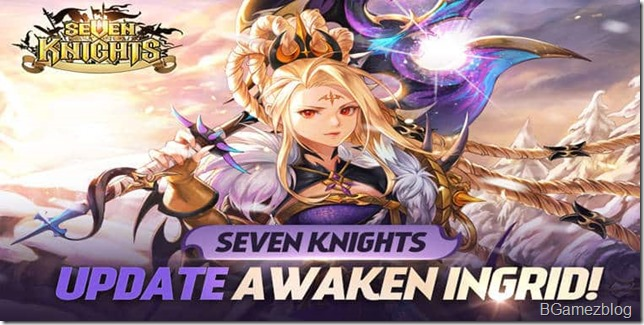 Seven Knights Introduces New Character, Ingrid | BGamez