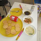 Cookies Making (Jr. KG) 21.11.2016