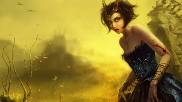 Fantasy And Girl, Evil Creatures 2