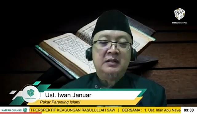 Pakar Parenting Islami: Umat Islam Wajib Mengeksplorasi Kebaikan Nabi SAW