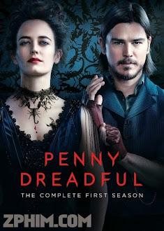 Truyện Kinh Dị Anh Quốc 1 - Penny Dreadful Season 1 (2014) Poster