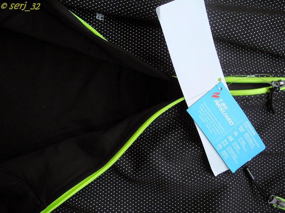 DealExtreme: Комплект теплой вело формы ARSUXEO AR14-A
