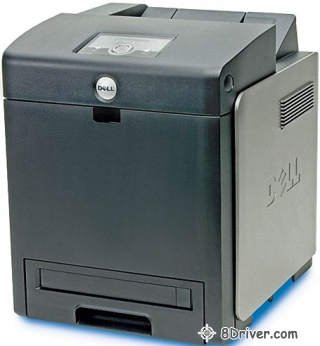 How to download Dell 3110cn Printer Driver and install on Windows XP,7,8,10