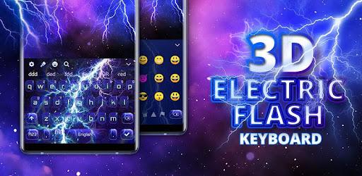 Приложения в Google Play – 3D-вспышка Электрическая ...