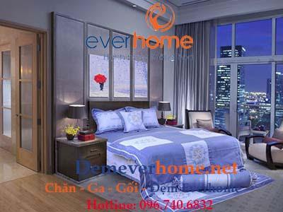 Bộ Chăn Ga Gối Everhome Premium EP-310