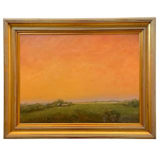Largescale Landscape Oil Painting