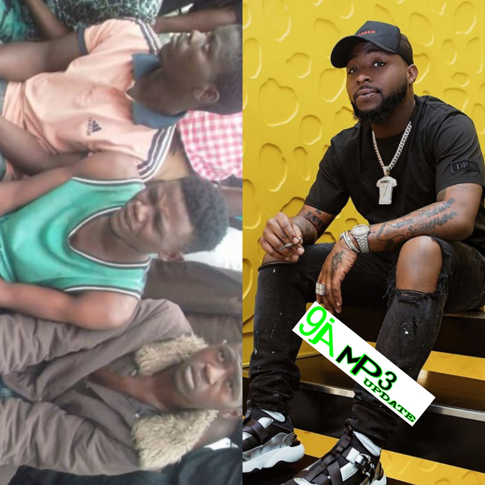 I Joined Cult To Meet Davido, I Was Told He Is Member Of Aiye — Suspect