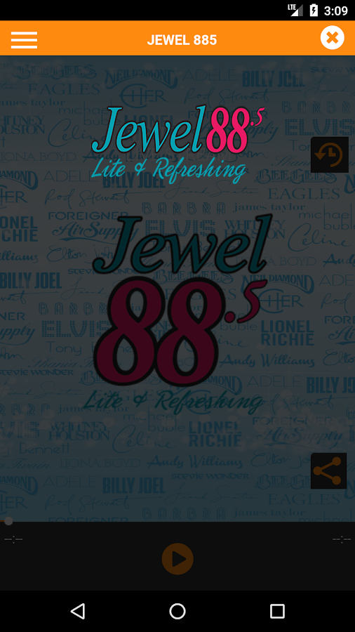 Jewel 88.5- screenshot