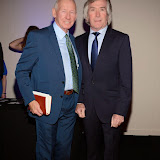 OIC - ENTSIMAGES.COM - Bob Wilson and Pat Jennings at the London Football Legends Dinner & Awards Battersea revolution London 5th March 2015 Photo Mobis Photos/OIC 0203 174 1069