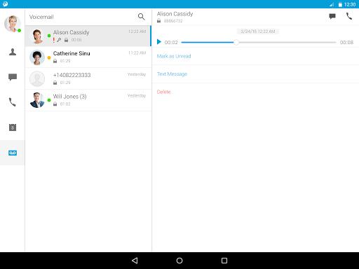 Cisco Jabber screenshot 11